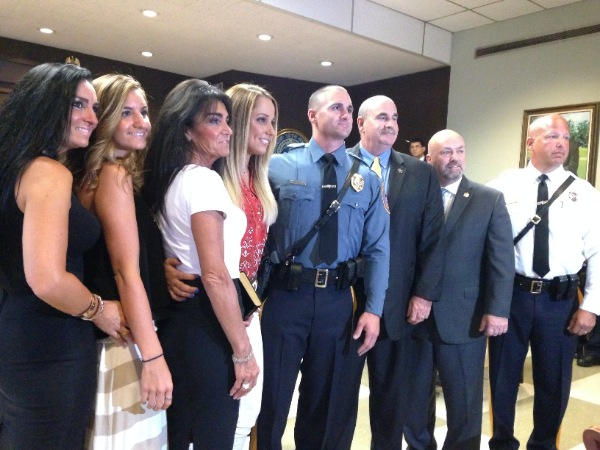 Eatontown Adds Two New Police Officers
