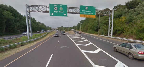 Major Route 36 Closures In Effect Beginning June 22 Wordontheshore
