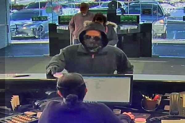 Investigators Seek Help To Identify Eatontown Bank Robber