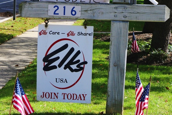 Eatontown Elks Dinner Dates for April