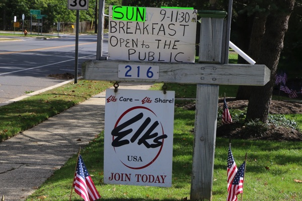 Eatontown Elks Hosting Community Breakfast, Dinner