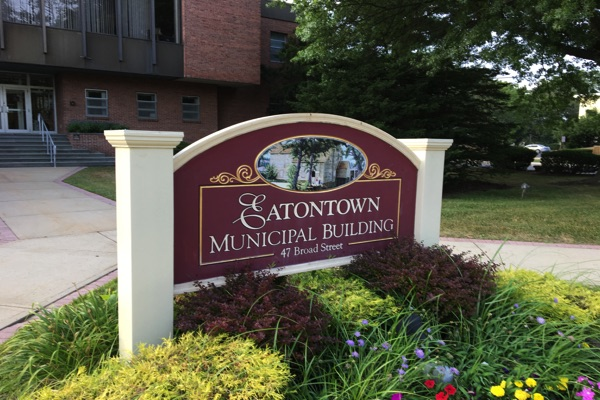 Multi-Million Renovation Coming To Eatontown Borough Hall, Police Department