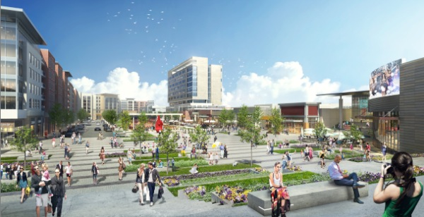 Future Plans For Monmouth Mall Include Indoor, Outdoor Mixed Use ...