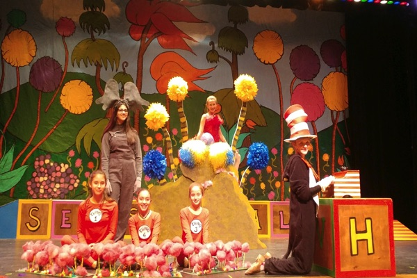 Eatontown Middle School Performing Seussical This Weekend