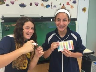 Eatontown Middle School Students Enjoying 'Fishy' New Program