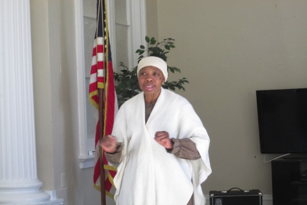 'Harriet's Long Journey'  Stops In Eatontown