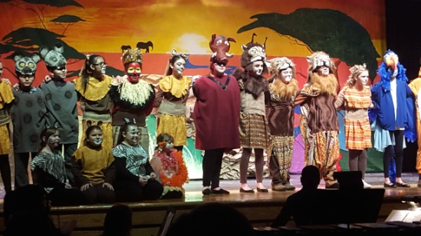 Memorial School Production of The Lion King Is The 'Mane' Attraction This Weekend