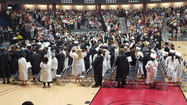 256 Graduate Monmouth Regional High School