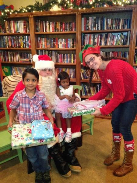 Eatontown Student Brings Early Christmas To Children And Families At Ronald McDonald House