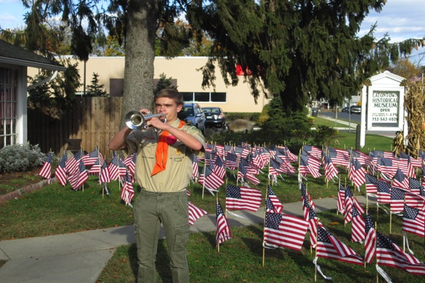 Eatontown Historical Committee Honors Borough's Veterans