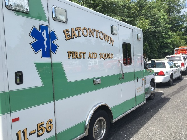 Eatontown First Aid Squad Getting New Ambulance
