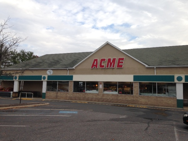 Renovations Coming For Little Silver's Acme Shopping Center