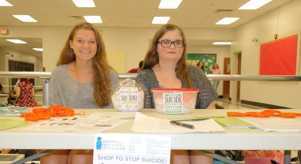 RBR Teens Work To Bring Awareness To Suicide Prevention
