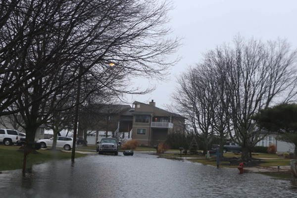 Plan Underway To Help Alleviate Long Branch Flooding
