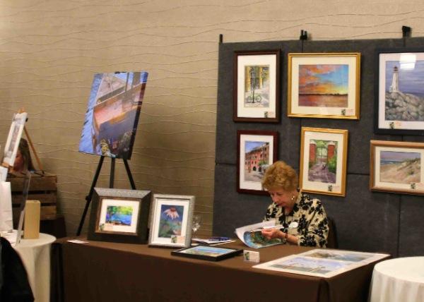Long Branch Rotary 2016 Art Show Scholarships