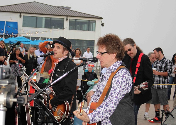 Beatles Cover Band Entertains Long Branch Crowds