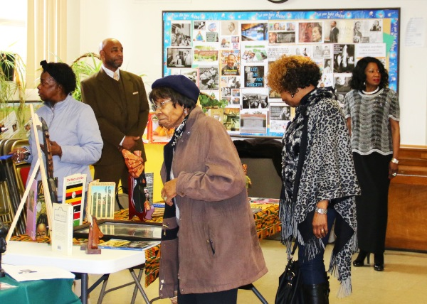 Long Branch Black History Museum Commemoration 2016