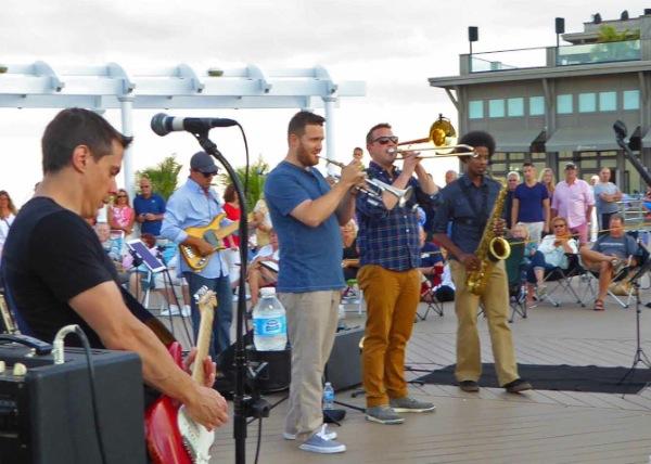 Brian Kirk & the Jirks Rock Festival Plaza