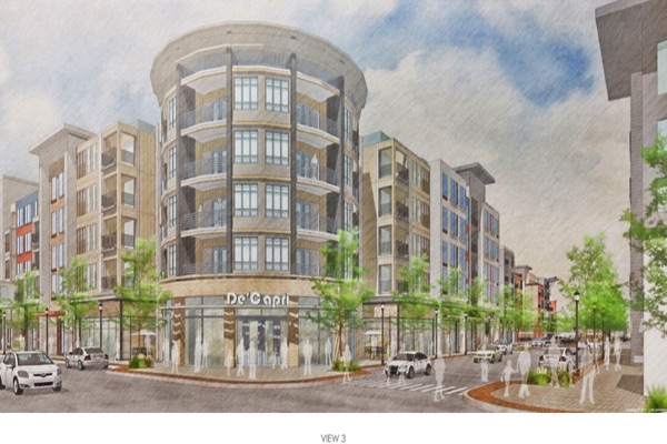 Plans For Long Branch's Lower Broadway Presented