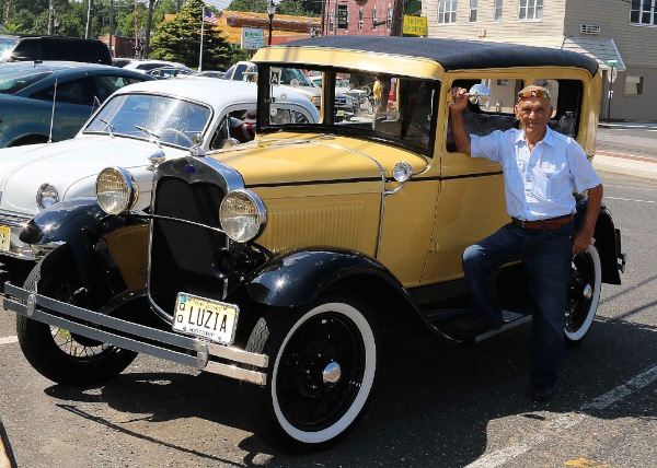 West End Car Show Hits 95°