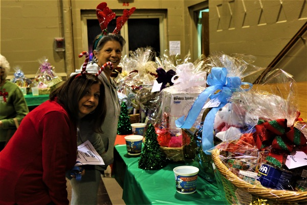 Holiday Auction at Christ the King a Fun Shopping Spree for Families