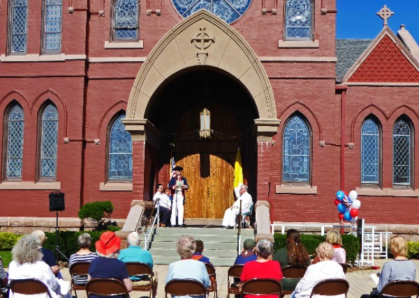Independence Day 2016 at St. Michael's Church