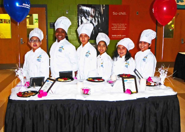 Future Chefs On Display At Long Branch Schools