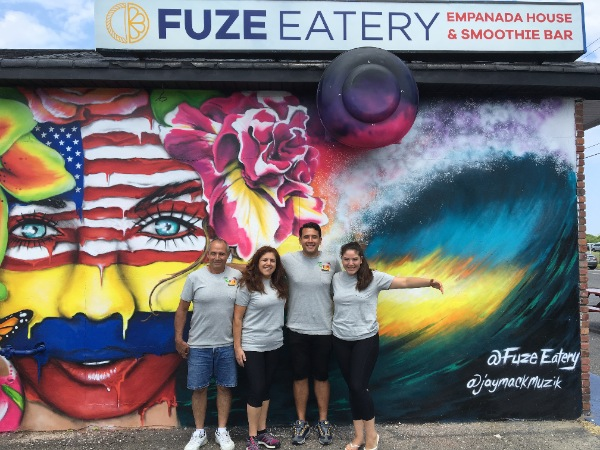 Long Branch's Fuze Eatery Brings Something New To An Old Spot