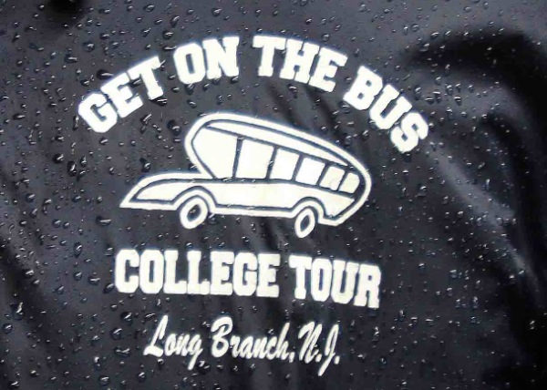 15th College Journey of Get on the Bus
