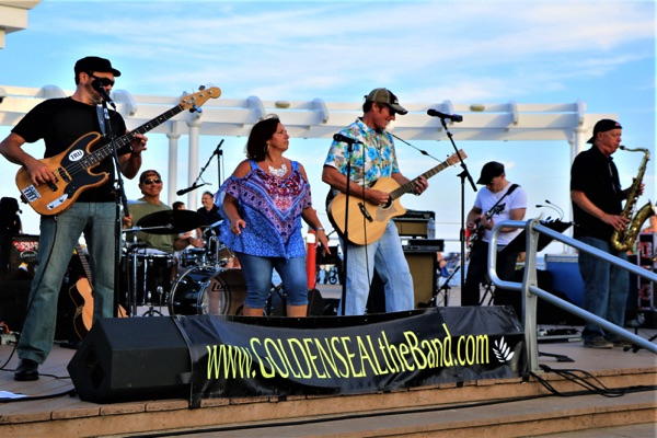 Goldenseal Brings Its Unique Sound To Pier Village