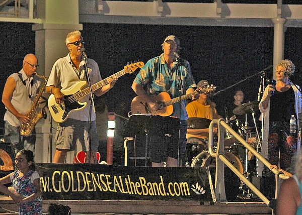 Goldenseal 2015, Glory Days at the Jersey Shore