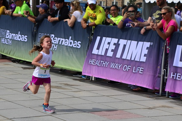 Kids Get Their Time To Shine At NJ Marathon Weekend