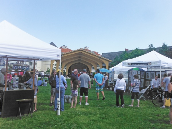 Art In The Park Returns To West End May 24
