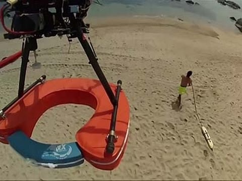 City To Consider Use Of Drones To Aid In Beach Safety