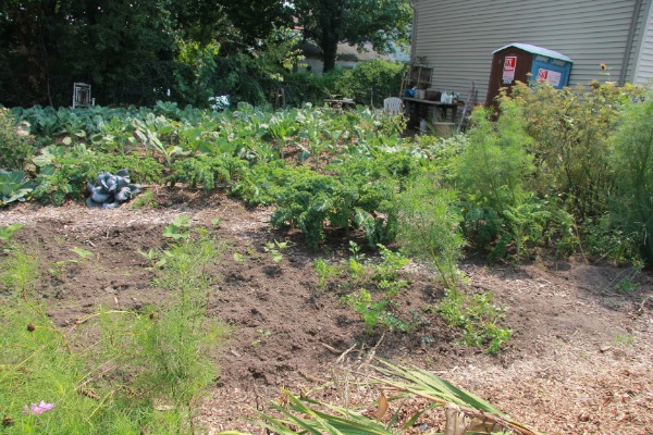 Long Branch Concordance Community Garden Opens April 25
