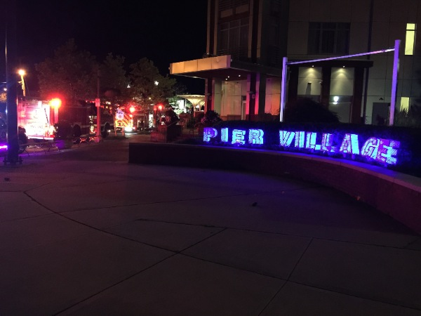 UPDATE: 'Unattended Package' Investigated At Pier Village