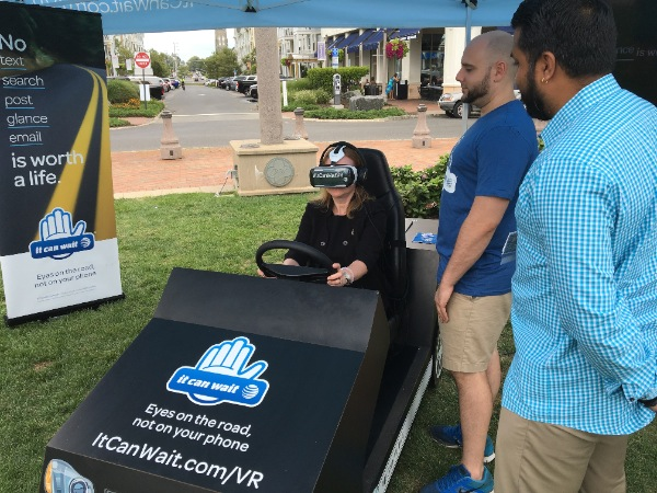 AT&T Gives A VR Glimpse Into Dangers Of Texting While Driving
