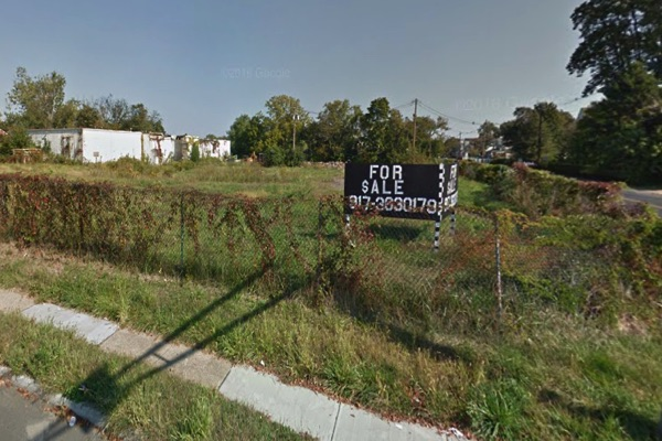 Developer Has Plan Long Branch Eyesore Corner