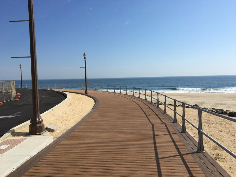 Long Branch Boardwalk Opening Earlier Than Expected