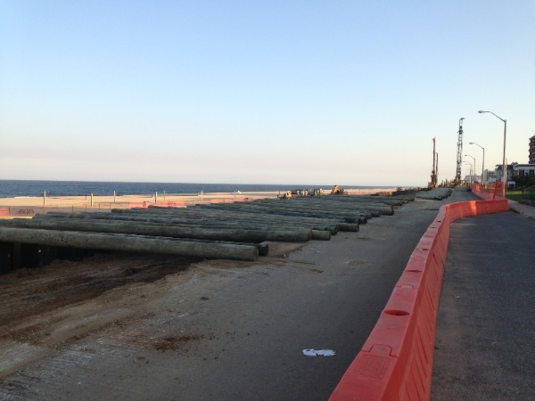 Section Of Long Branch Boardwalk Could Open In November