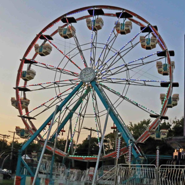 Long Branch Summer PTSO Carnival Starts July 13