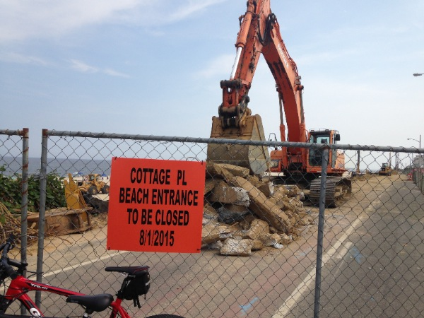 More Long Branch Beach Entrances Set To Close In July