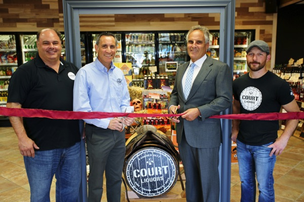 Long Branch Liquor Store Reopens, Expands