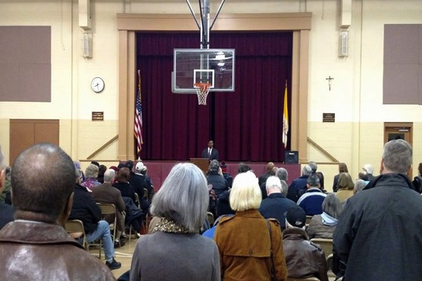 Long Branch's David G. Brown Elected Chairman Of Monmouth County Democrats