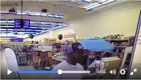 Long Branch Police Seeking Family Dollar Shoplifting Suspect