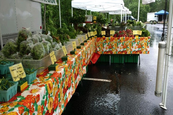 Long Branch Farmers Market Begins This Week