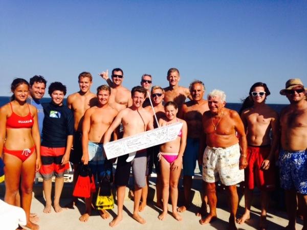 Long Branch Beach Club Says Goodbye To Summer