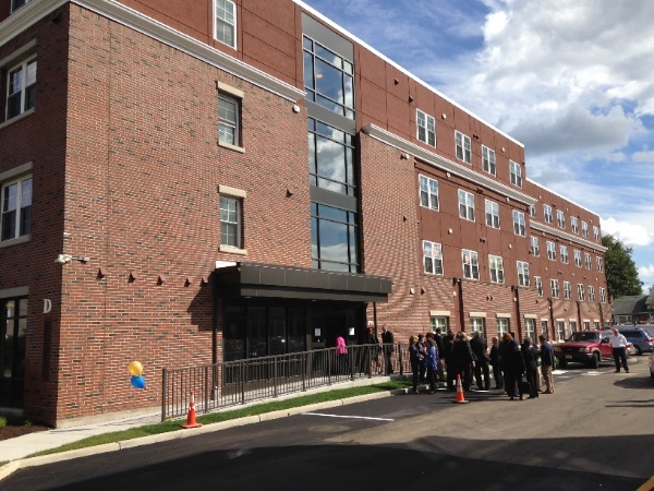 Long Branch Senior Housing Project Completed