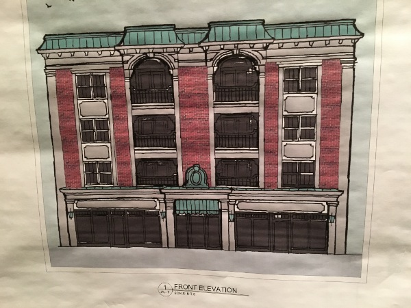 Plan Presented To Rebuild West End Businesses, Apartments Lost In Fire