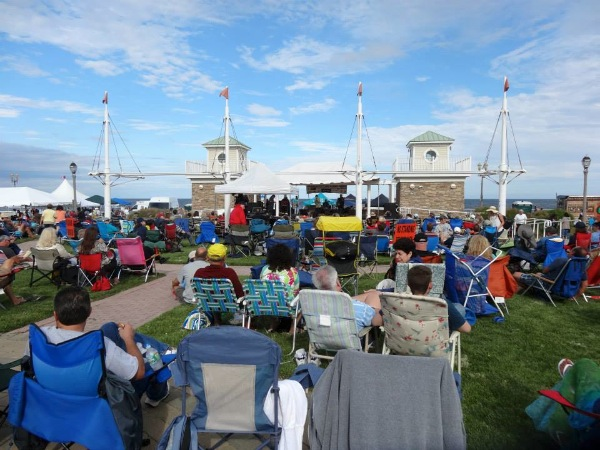 Spend a Soulful Summer Day at Long Branch Jazz and Blues Festival